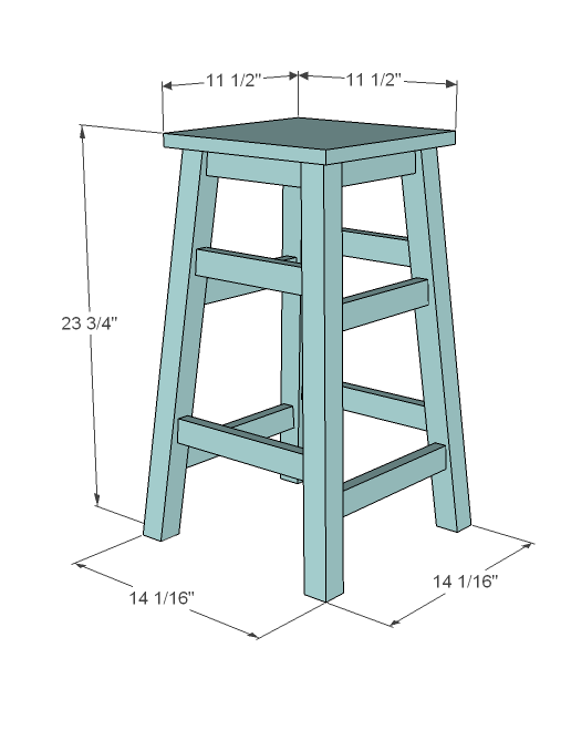 Build Plans Bar Stool Wood Plans Wooden creative woodworking projects ...