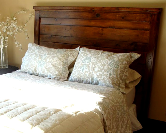 Wood Headboards Plans Create Your Own Wooden Headboard