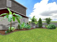 Tropical Backyard Landscaping Ideas Pictures PDF