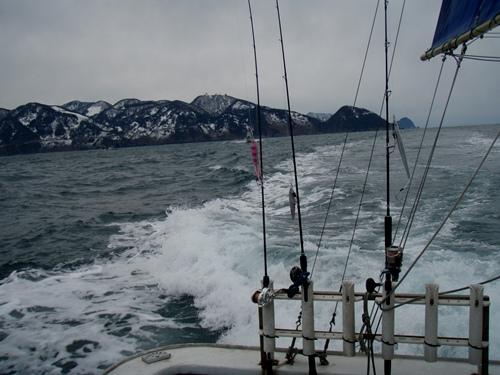 ジギング釣行(日本海) - オレノスタイル