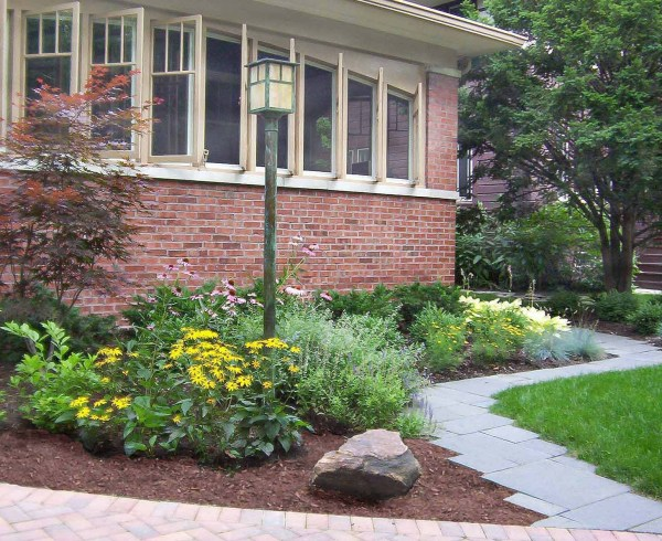 curb appeal landscaping boost
