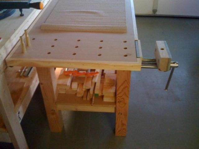 Woodworking Vice Getting started with woodworking-part 2-Setting Up ...