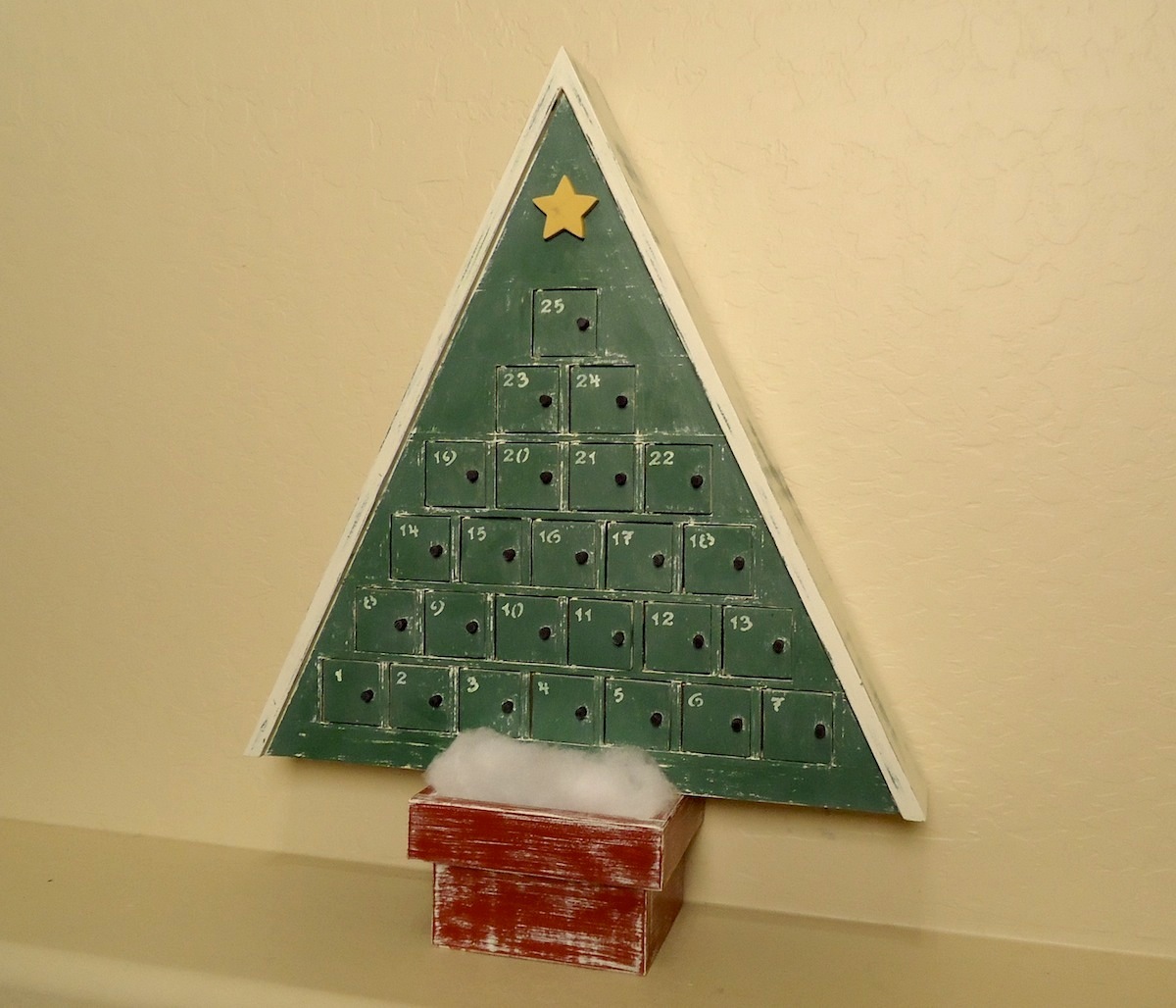 small wood projects christmas