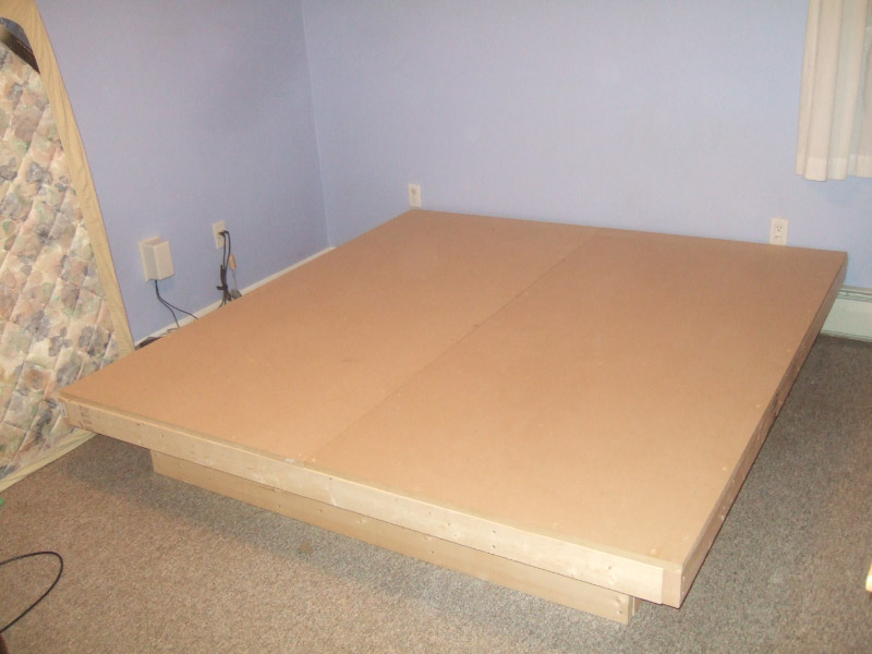 Pdf Plans Japanese Platform Bed Building Plans Download