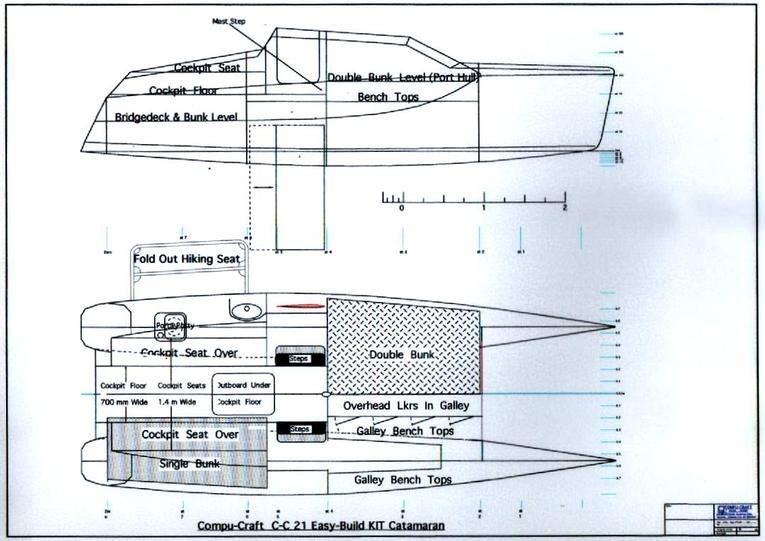 PDF Plans Catamaran Sailboat Plans Download woodworking ...