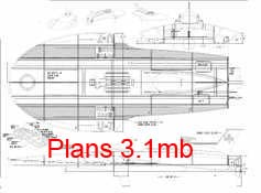 Runabout Boat Plans