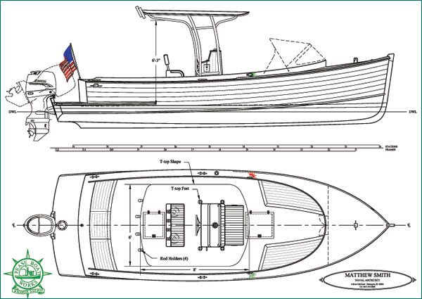 how to build a boat t top