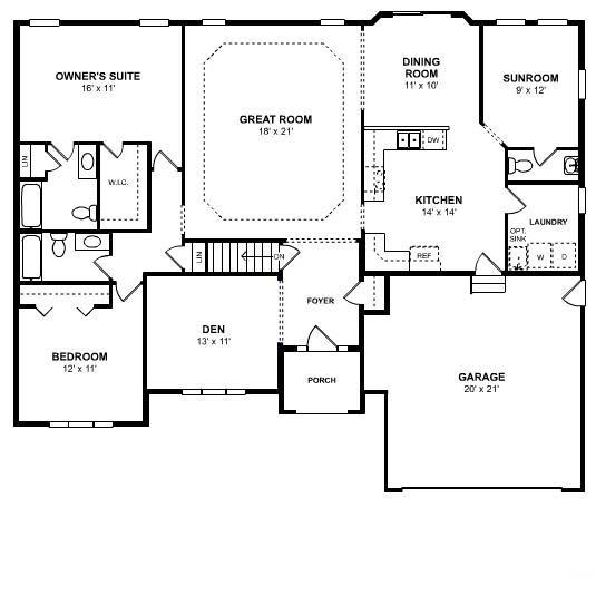 Kitchen Counter Design 2 Bedroom House Plans Expandable