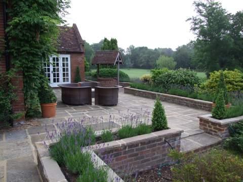 hard landscaping ideas beautification-planning