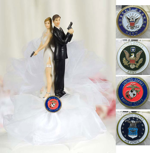 Military Cake Decorations