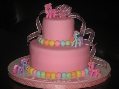 My Little Pony Cake Decorations
