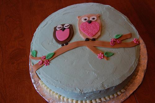 Easy Cake Decorating Ideas for Children  jareceqyk ~ 061510_Cake Decorating Ideas Owls