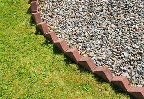 Landscape Brick Edging