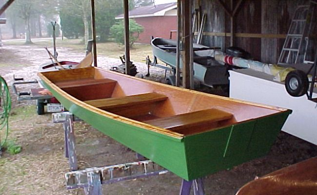 Jon Boat Plans Wooden How To Build Diy Pdf Download Uk