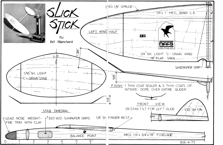 Balsa Wood Gliders How To Make