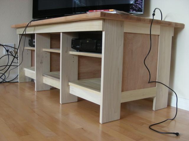 diy build tv stand aboriginal59lyf. Black Bedroom Furniture Sets. Home Design Ideas