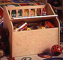 Cool Wooden Toy Chest Designs How To Build Diy