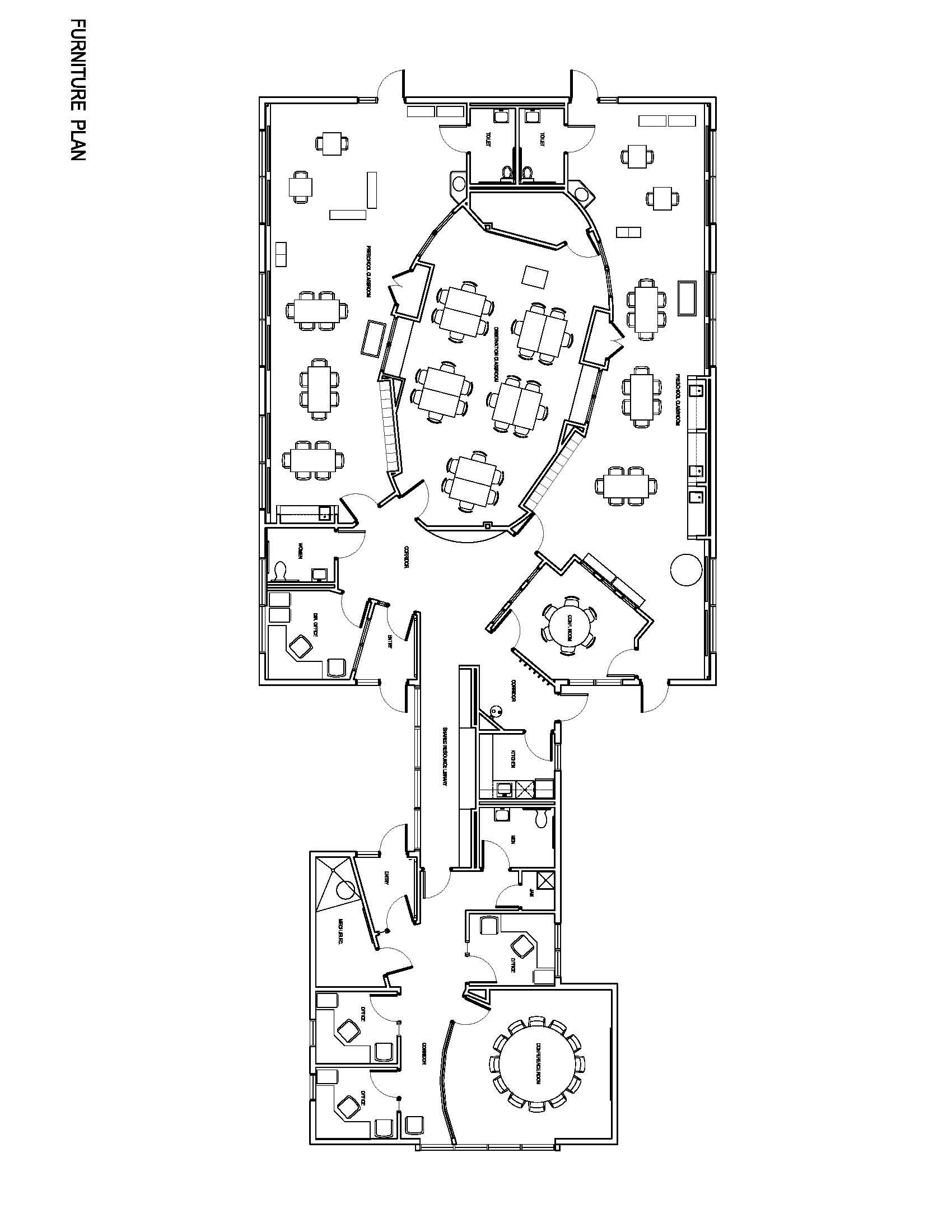 Furniture Floor Plans