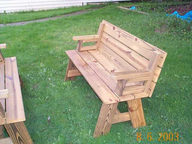 ... Table Benches Plans | How To build an Easy DIY Woodworking Projects
