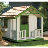 plans a childrens playhouse