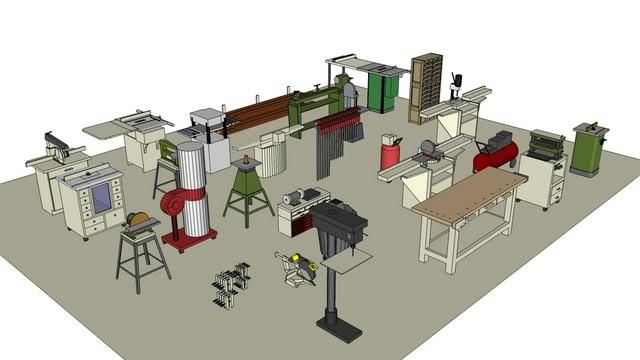 Build Plans Woodworking Shop Tools And Equipment Wooden Bentley Wood