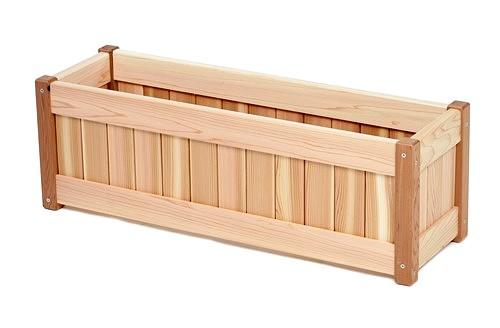 wood plans planter box
