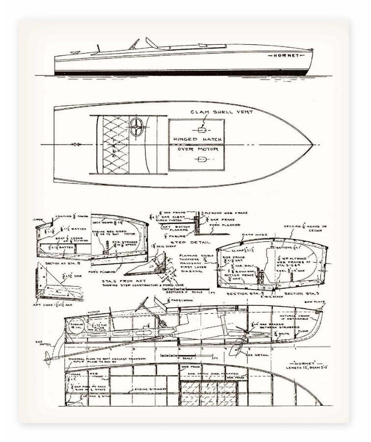 Speed Boat Design You Really Can Build Your Own