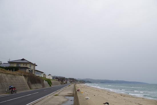 くにびき海岸道路 3