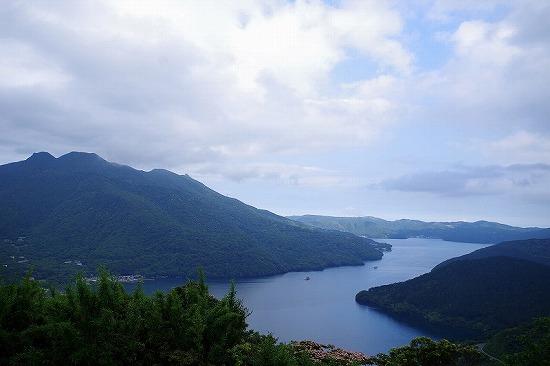 芦ノ湖スカイライン 1