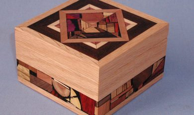 Jewelry Box Woodworking Plans Wooden Thing