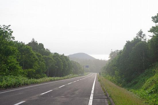 知床横断道路 1