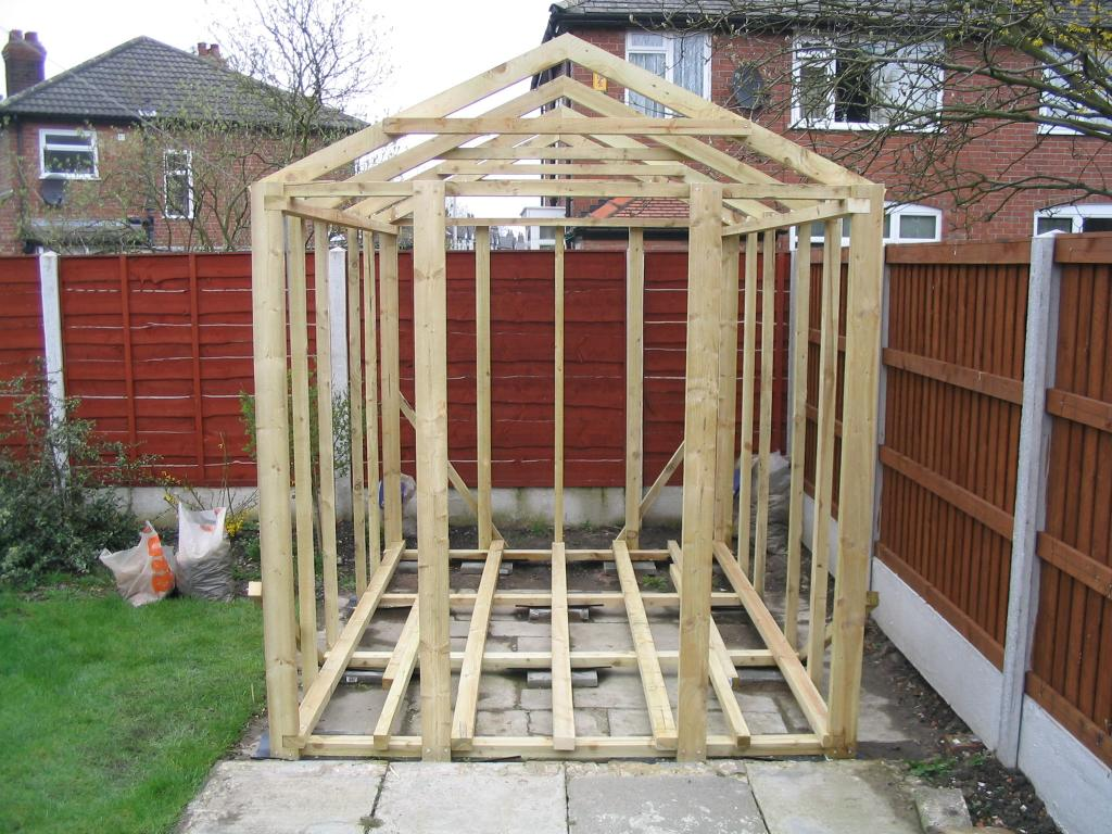 Shed Plans How To Build A Shed Deck How To Build Amazing