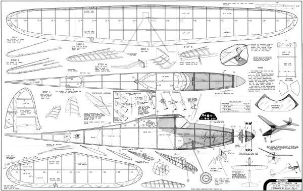 Build DIY Free balsa wood rc plane plans PDF Plans Wooden diy storage ...