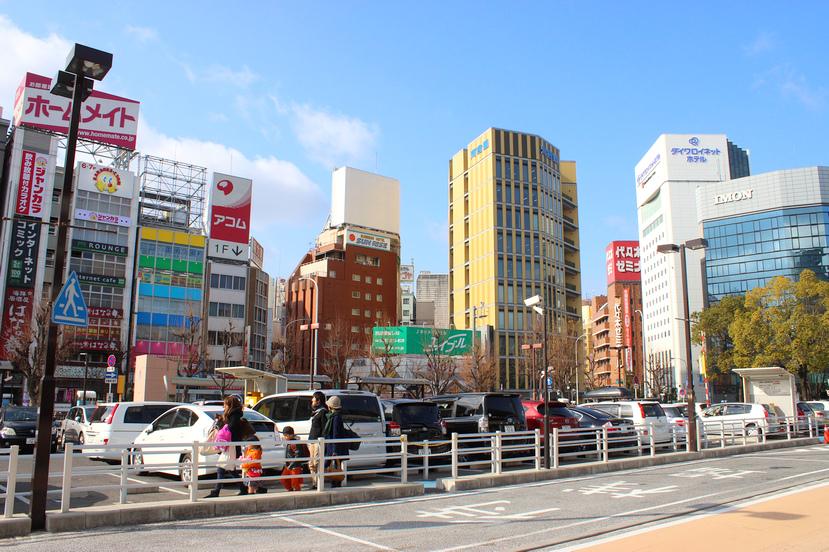 "k-carrotのまちなみ探訪 もう""駅裏""とは言わせない!名古屋駅 ..."