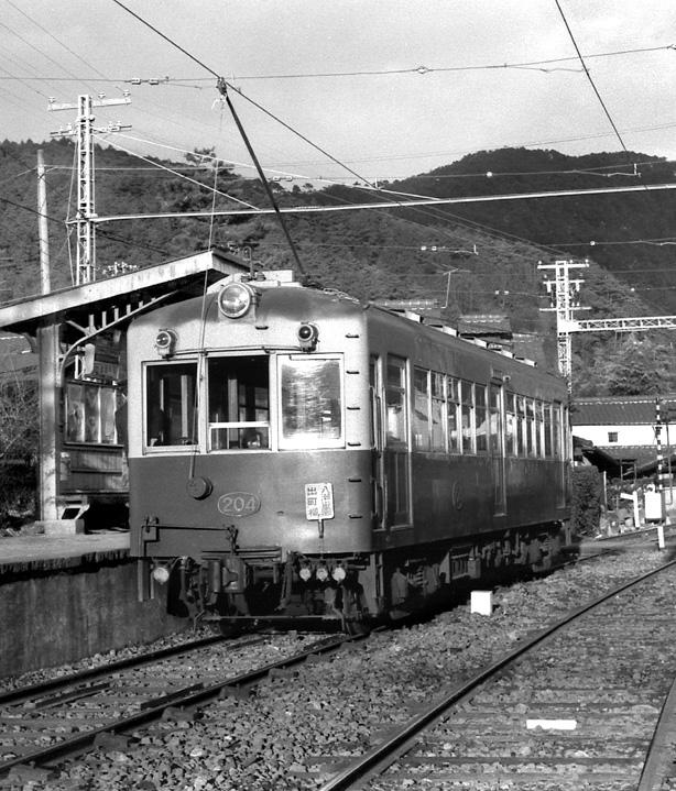 京福電車の思い出 - 青春Mの鉄路回送