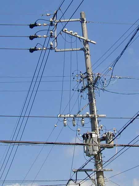 趣味調査者ブログ 中部電力の裝柱 No.3