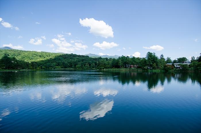 蓼科湖 2013 7月 - 蓼 ―たてしな― 科 の 風 光