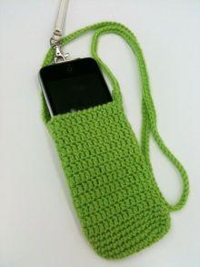 $クリーニングコンシェルジュ LAVAGEさんのブログ-手編みiphoneケース