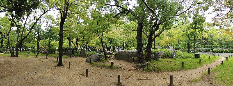 なんでも DIY Diary 石あかりロード/高松市立中央公園
