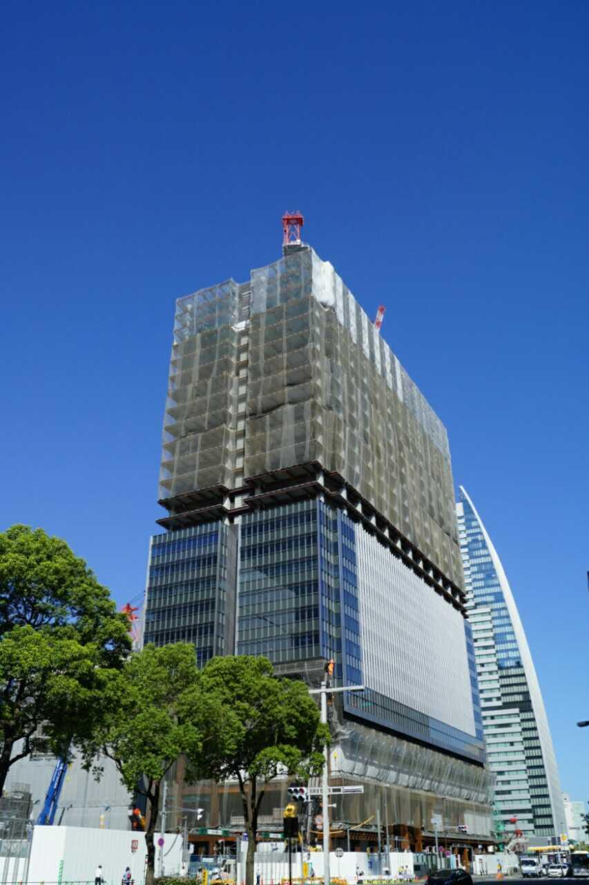 JPタワー名古屋 - 超高層ビルと風景寫真のきりぼう