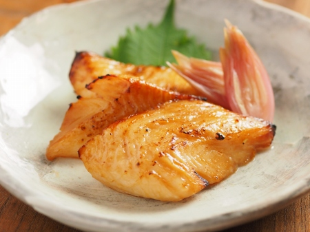 アブラガレイの幽庵焼き - 魚料理と簡単レシピ