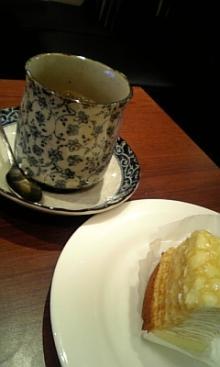 「あるがままに生きる」-コーヒーとケーキ