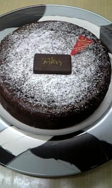 $「あるがままに生きる」-ケーキ