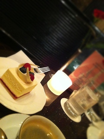 $「あるがままに生きる」-カフェ
