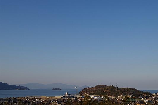 津田の松原SA 1