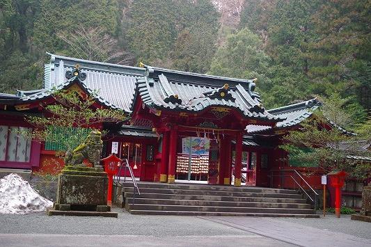 箱根神社 4