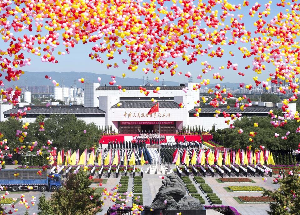 【海外の反応】「中國って日本に勝ったっけ?」 中國が抗日戦爭勝利記念の式典を開催さんのサイトより ...