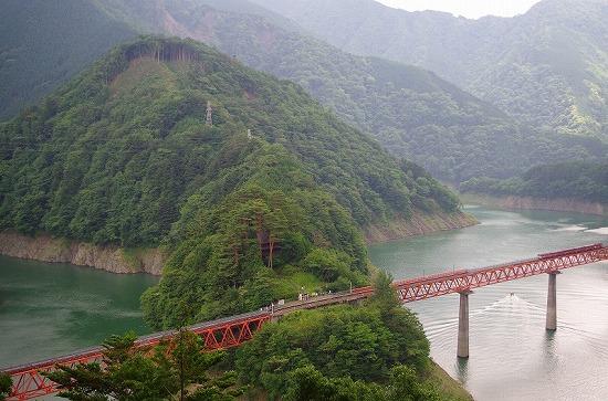 奥大井湖上駅 2