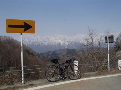 お一人様project「長野宿泊ライド」1日め : 自分のためだけの自転車の記録