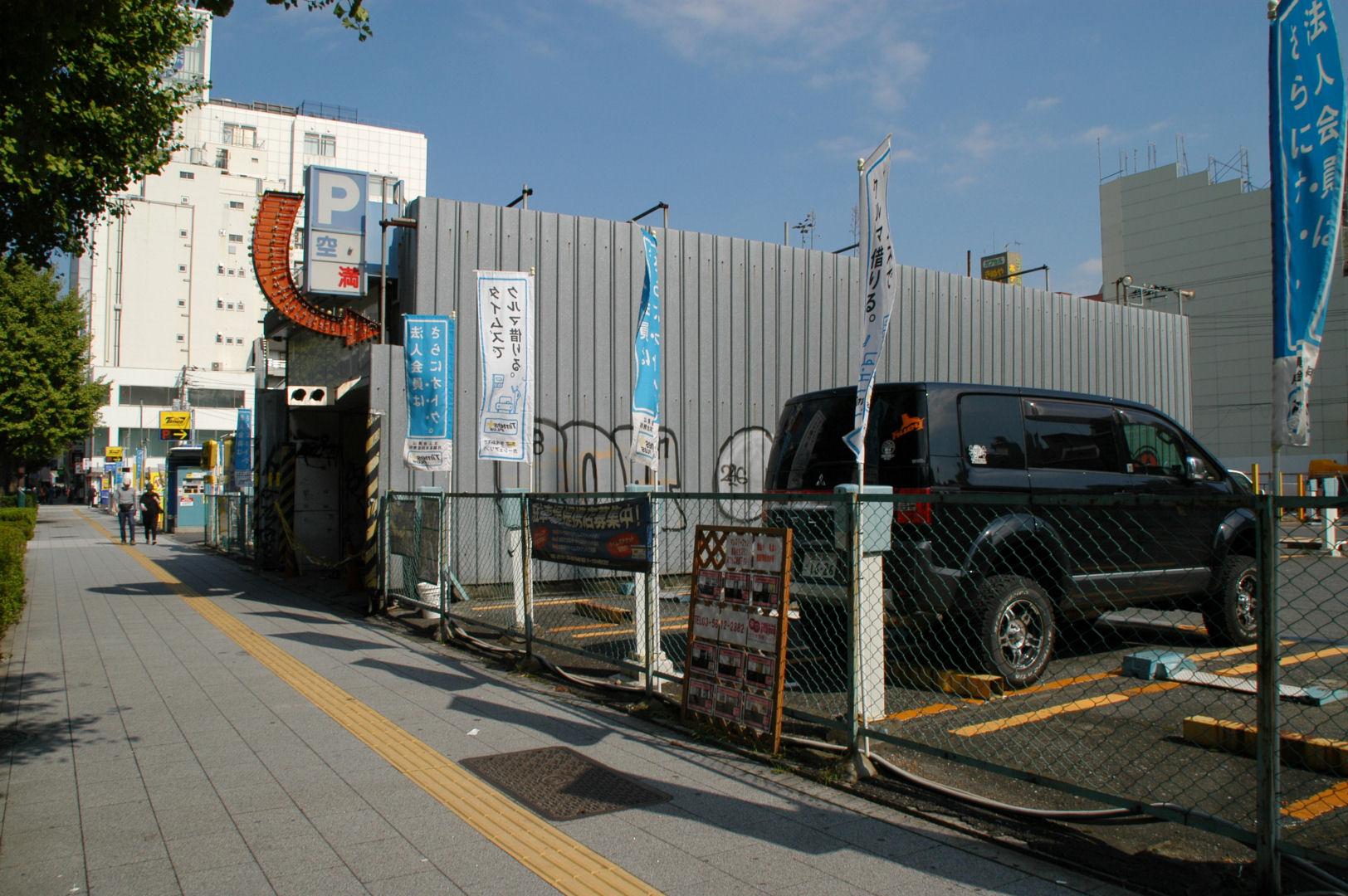 地上25階建て,高さ約120mの複合ビルを建設!?東上野2丁目特定街區 - 都市の風景 Building and Subculture In Tokyo